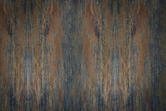 Wood texture wood planks dark wood. Love stock image