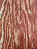 Wood texture red. Red wood texture whith old paint Stock Image