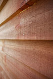 Wood texture of siding Royalty Free Stock Photography