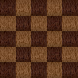 Wood texture squared pattern eps10 Stock Photo