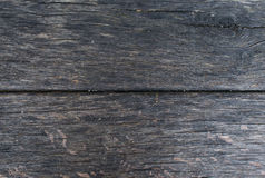 Wood texture. Surface of dark wood background Stock Photos