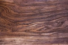 Wood texture. Surface of dark wood background for design and dec Stock Images