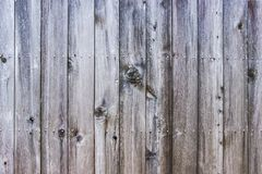 Wood texture. The surface of the gray natural wooden background Stock Images