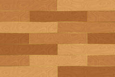 Wood texture swatches Royalty Free Stock Images