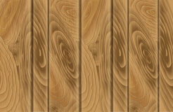 Wood texture. Template. Vector illustration Royalty Free Stock Photo