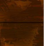 Wood texture template. Vector illustration. Brown wood. Grunge style. Wood texture template. Vector illustration. Brown wood. Grunge textured backdrop Stock Illustration