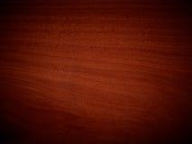 Wood texture. Textura de madera fina de caoba Stock Image