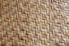 Wood texture in thai style Royalty Free Stock Photography