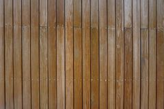 Wood texture wall in vertical line. Brown color. Protect concept. Wood texture wall in vertical. Brown color. Protect concept Royalty Free Stock Photography
