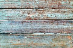 Wood texture. Wallpaper of old panels Stock Images