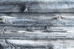 Wood texture, with weathered look, old and dark - vintage Stock Image