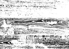 Wood texture white and black Royalty Free Stock Images