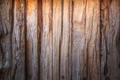 Wood texture or wood background for interior exterior decoration and industrial construction concept design. Wood motifs that occurs natural Royalty Free Stock Photography