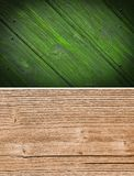 Wood texture. Lining boards wall. set. Wooden background. pattern. Showing growth rings royalty free stock photography