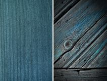 Wood texture. Lining boards wall. Wooden background. set. pattern. Showing growth rings royalty free stock photo