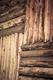 Wood texture, wood walls background Stock Photos