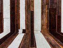 Wood texture -Wooden floor. And walls Stock Images