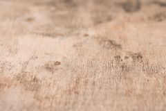 Wood Texture, Wooden Plank Grain Background, Desk in Perspective. Close Up, Striped Timber, Old Table or Floor Board royalty free stock images