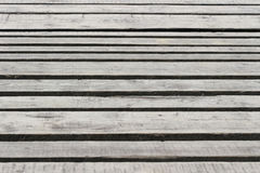 Wood texture. Wooden planks texture from side Stock Photography