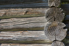 Wood textured background. Royalty Free Stock Photo