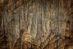 Wood textured board. Royalty Free Stock Photo