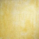 Wood textured plate. Wood plate painted in yellow color Stock Image