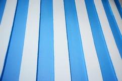 Wood texturvit- och blåttbakgrund Royaltyfri Bild
