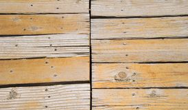 Wood tiled roof shingles Royalty Free Stock Photos