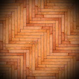 Wood tiles on floor texture Stock Photo