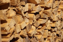 Wood timbers Royalty Free Stock Photo