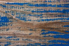 Wood tone with cracks and scuffs Royalty Free Stock Photos