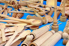 Wood tools Stock Photos