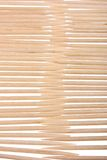Wood toothpicks as background Royalty Free Stock Photo