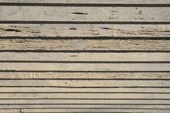 Wood top roof pattern Royalty Free Stock Image