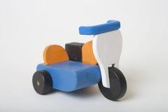 Wood toy Stock Photo