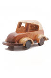 Wood Toy Car. Hand made wood toy car Stock Image