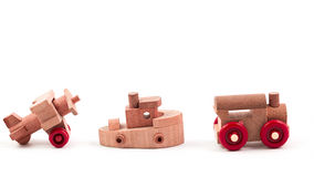 Wood toy Royalty Free Stock Image
