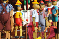 Wood toys Stock Photos