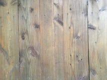 Wood vägg arkivbild