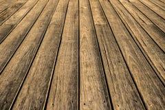 Wood vandringsled. 库存图片