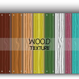 Wood vector design interior surface parquet wall plank background Royalty Free Stock Photos