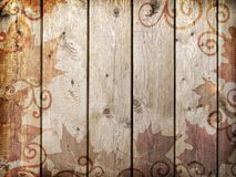 Wood vintage background Stock Photo