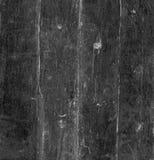 Wood vintage background of black plank Stock Images