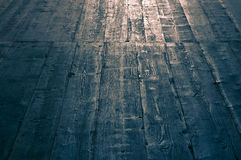 Wood vintage ower 100 years old floor. Nice realistic photography stock photo