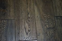 Dark wood vinyl flooring. Wood vinyl flooring that can be used in homes and offices or other projects stock photos