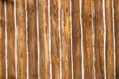 Wood vita linjer bakgrund Arkivbild