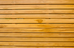 Wood wall. Texture with natural patterns Stock Images