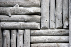 Wood wall background Stock Photos