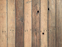 Wood wall knot hole Royalty Free Stock Photo