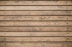 Wood wall background Stock Image